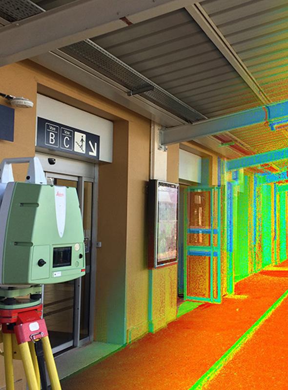 Scanner 3D - Cabinet Freitas
